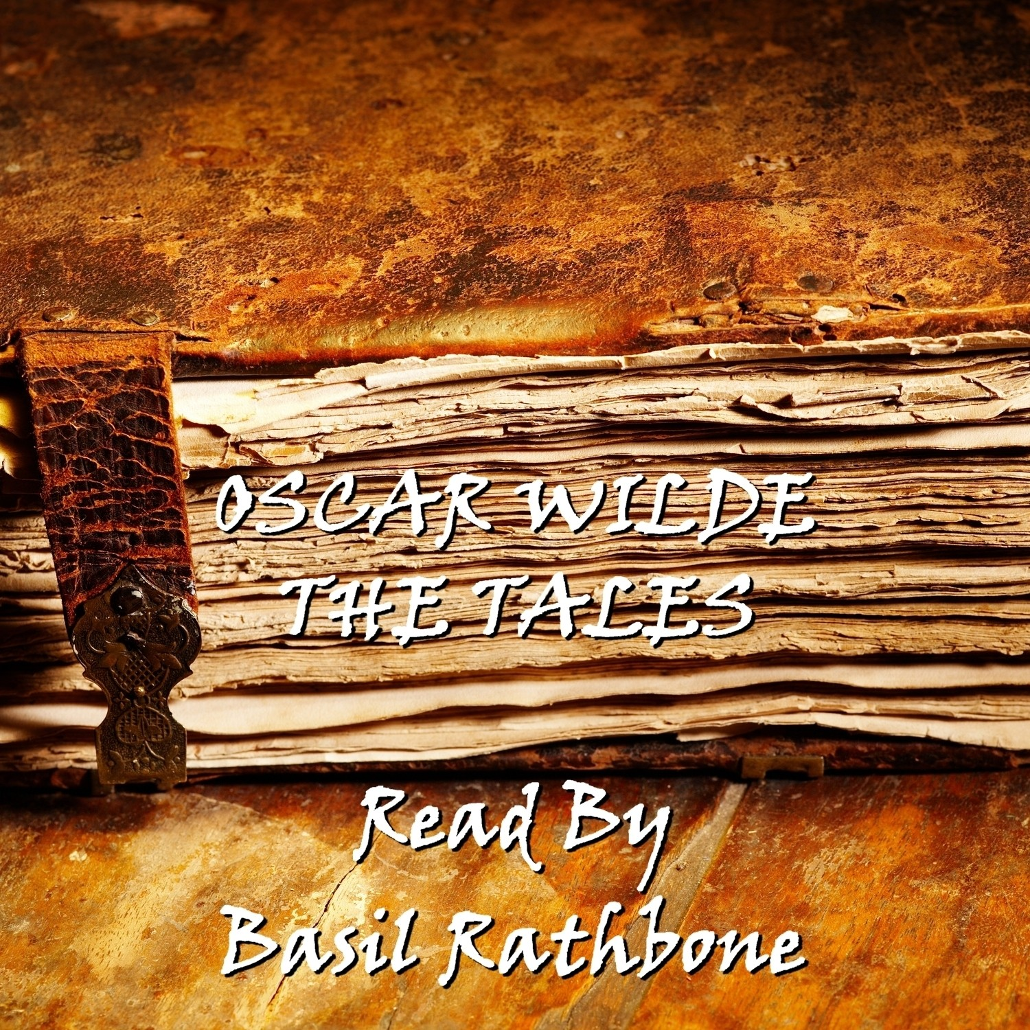 Printable Oscar Wilde: The Tales Audiobook Cover Art