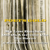 Poet's Gold Audiobook, by various authors, John Keats, Rudyard Kipling, Robert Southey, Edgar Allan Poe, William Butler Yeats