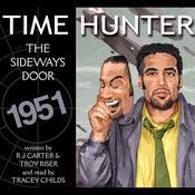 The Sideways Door Audiobook, by R. J. Carter, Troy Riser