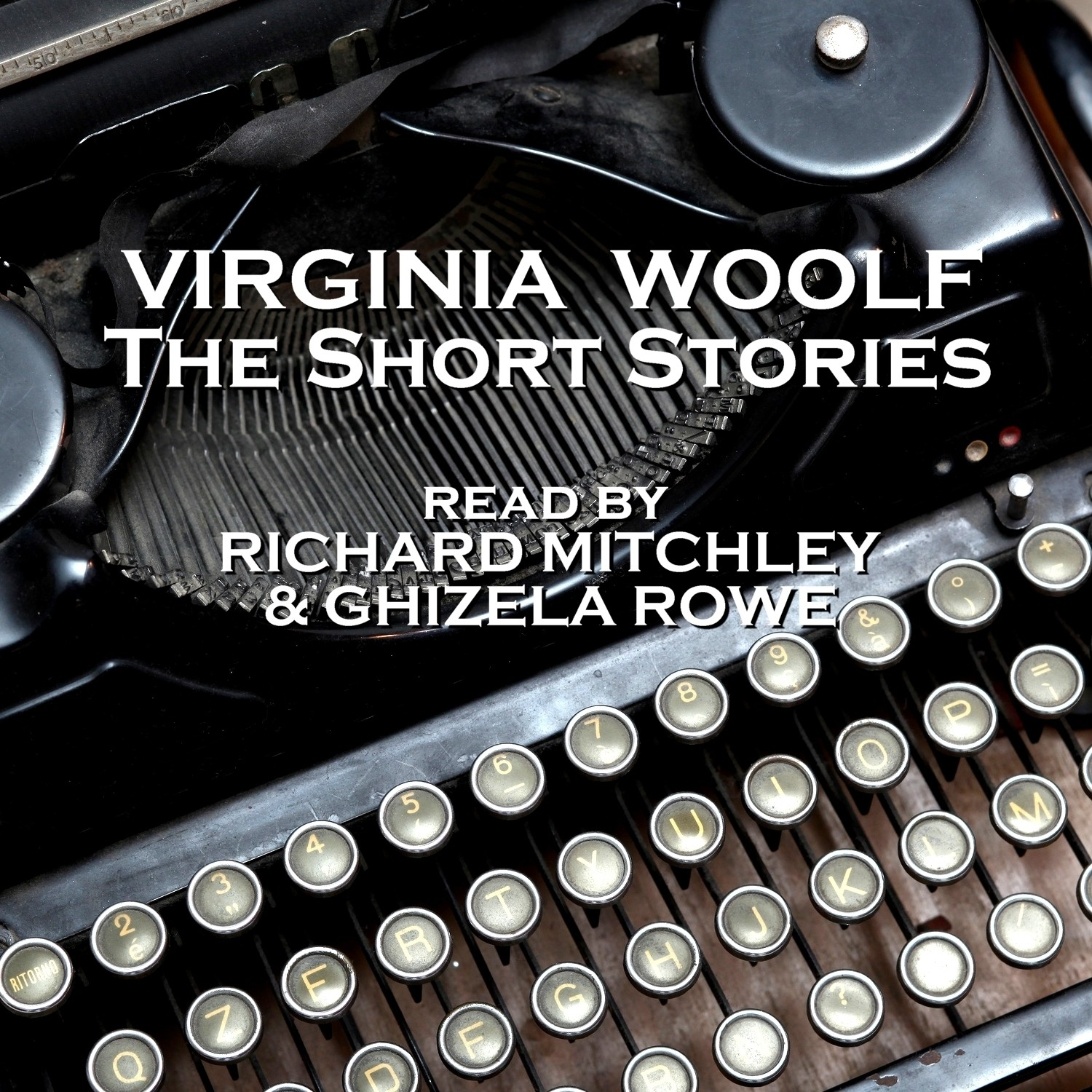 Printable Virginia Woolf: The Short Stories Audiobook Cover Art