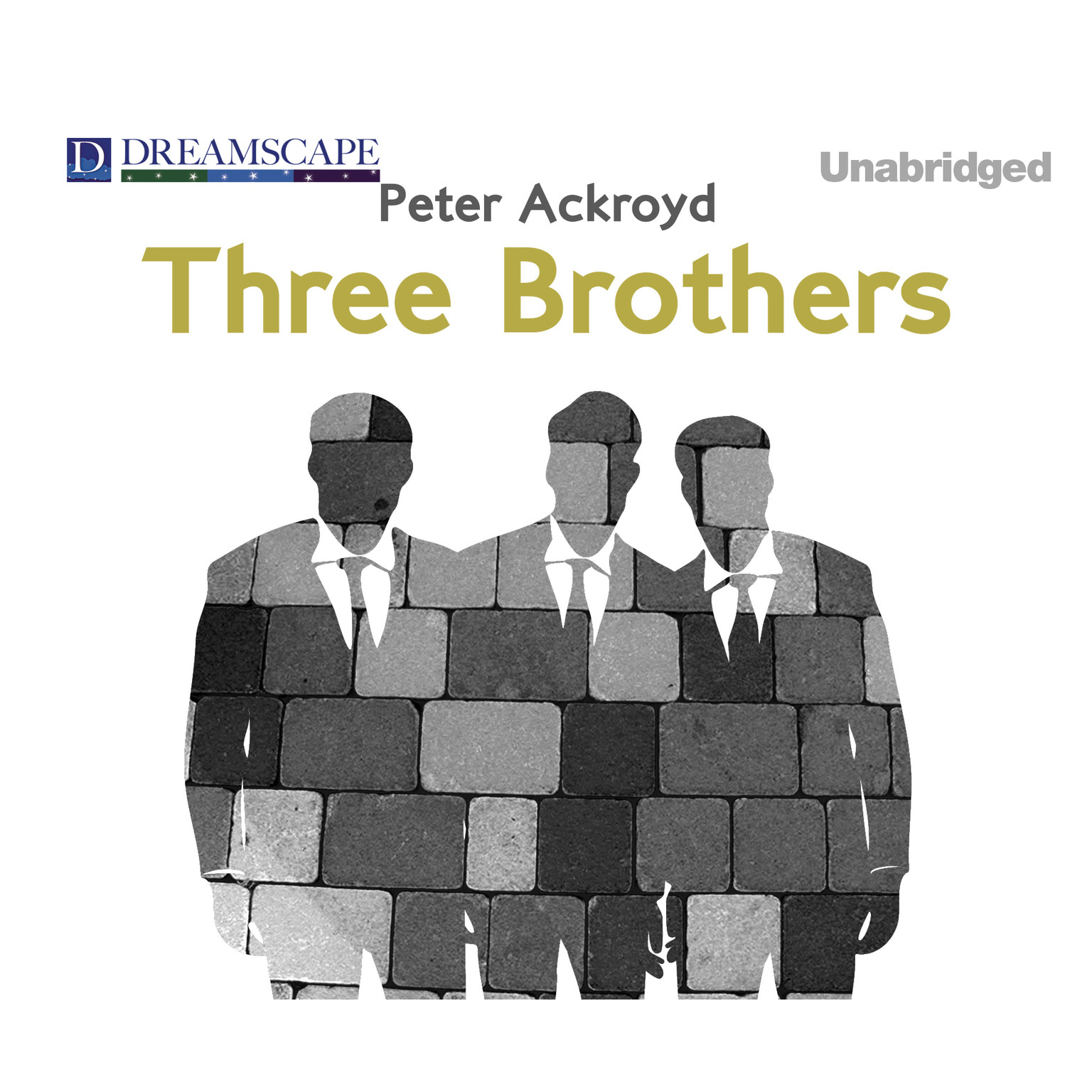 Printable Three Brothers: A Novel Audiobook Cover Art