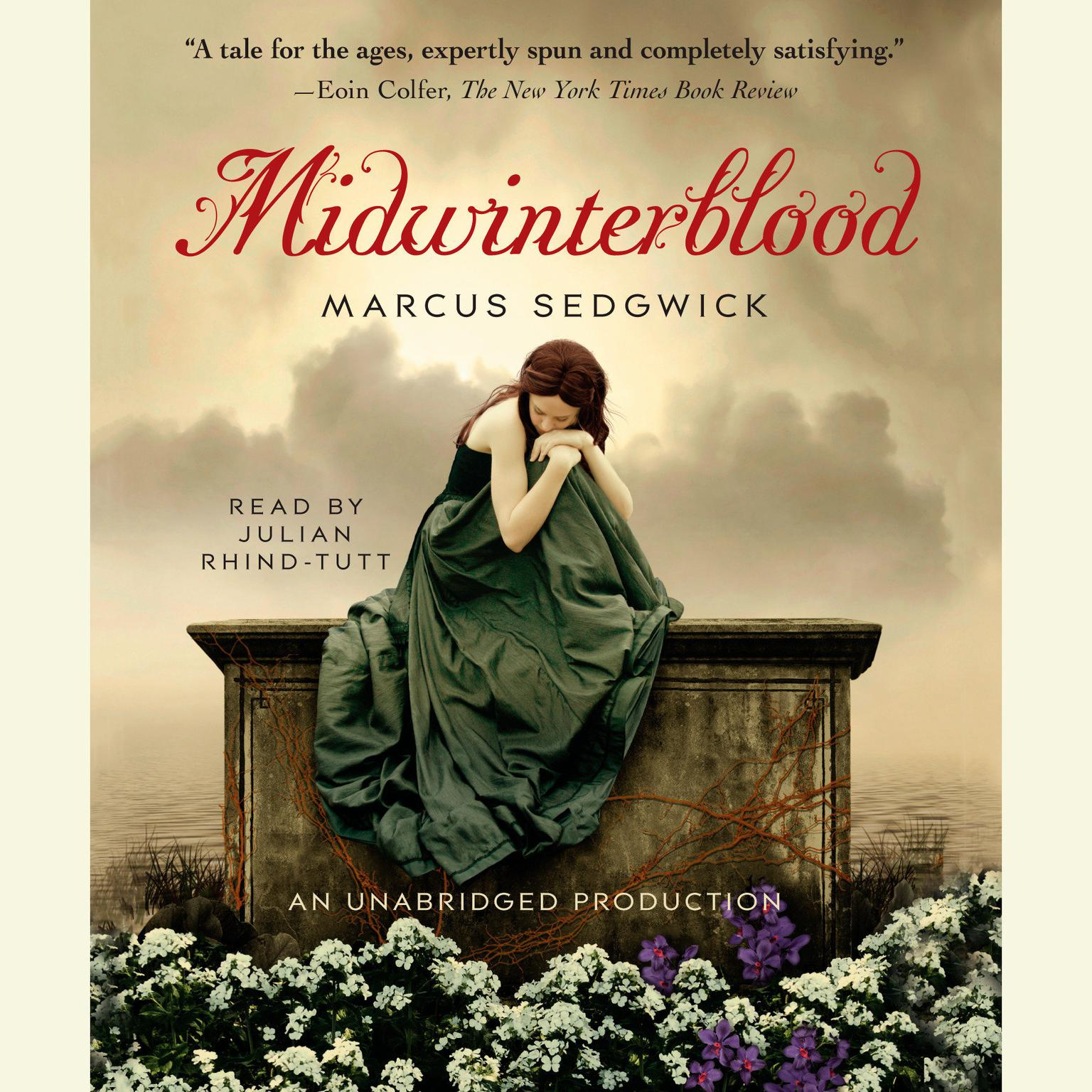 Printable Midwinterblood Audiobook Cover Art