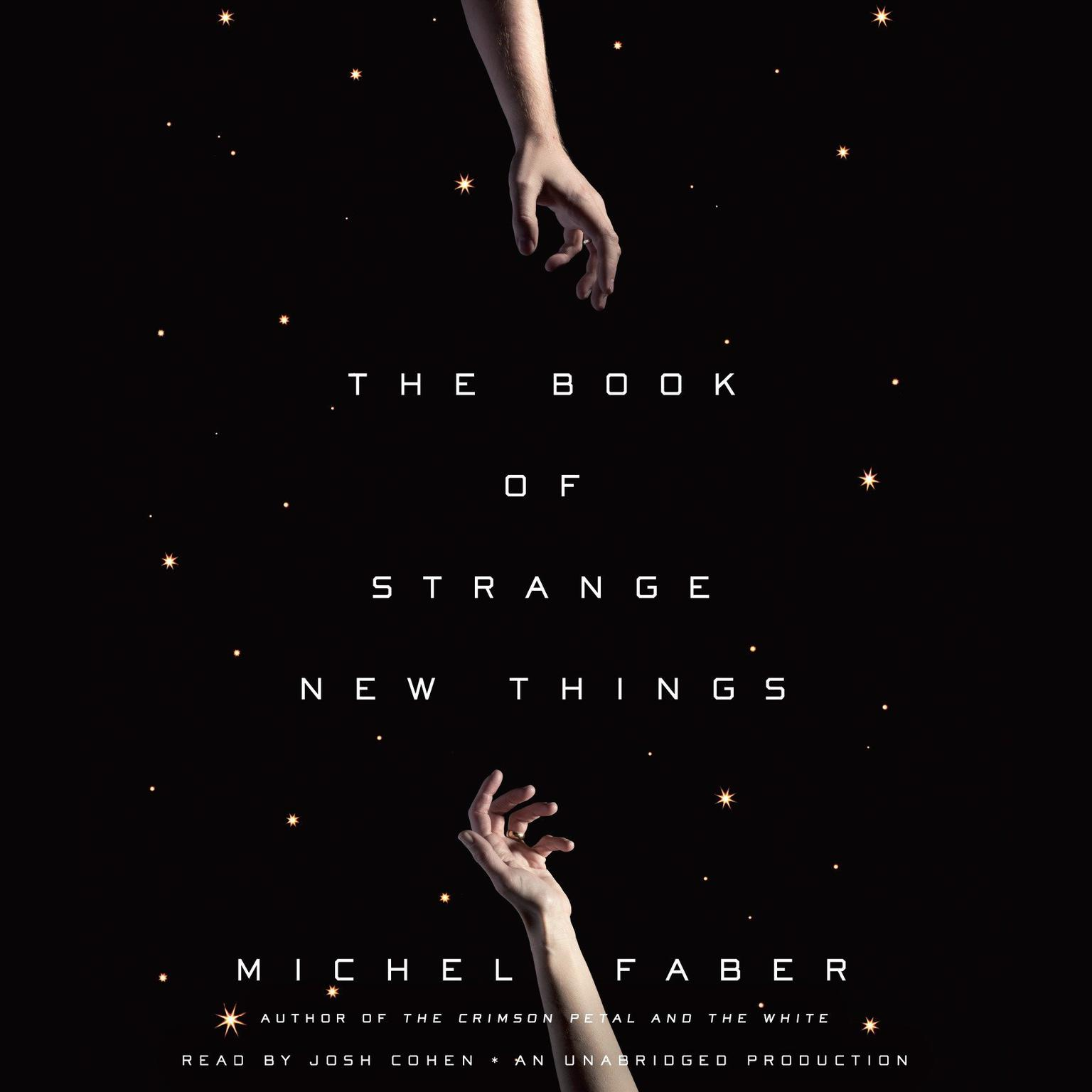 Printable The Book of Strange New Things: A Novel Audiobook Cover Art