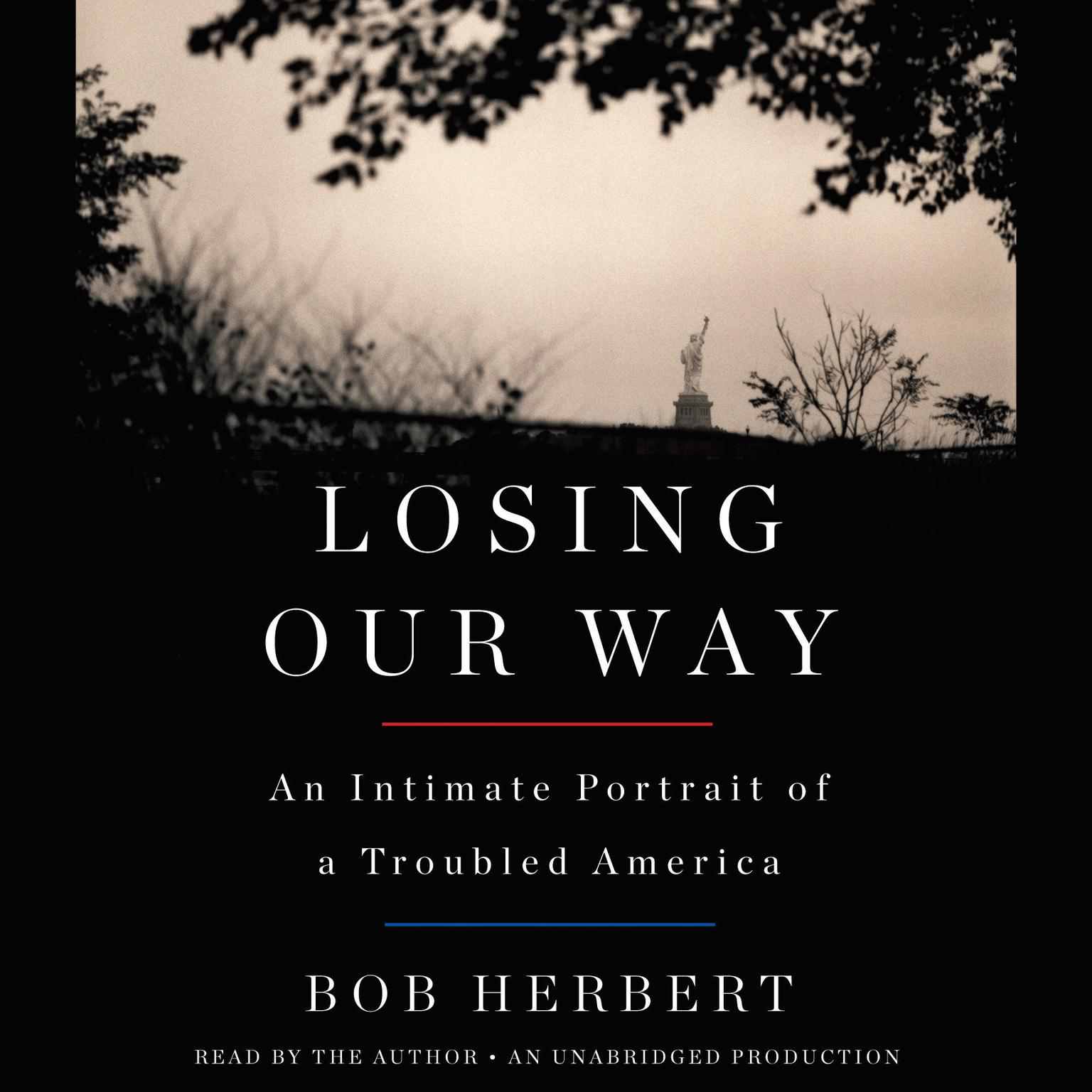 Printable Losing Our Way: An Intimate Portrait of a Troubled America Audiobook Cover Art