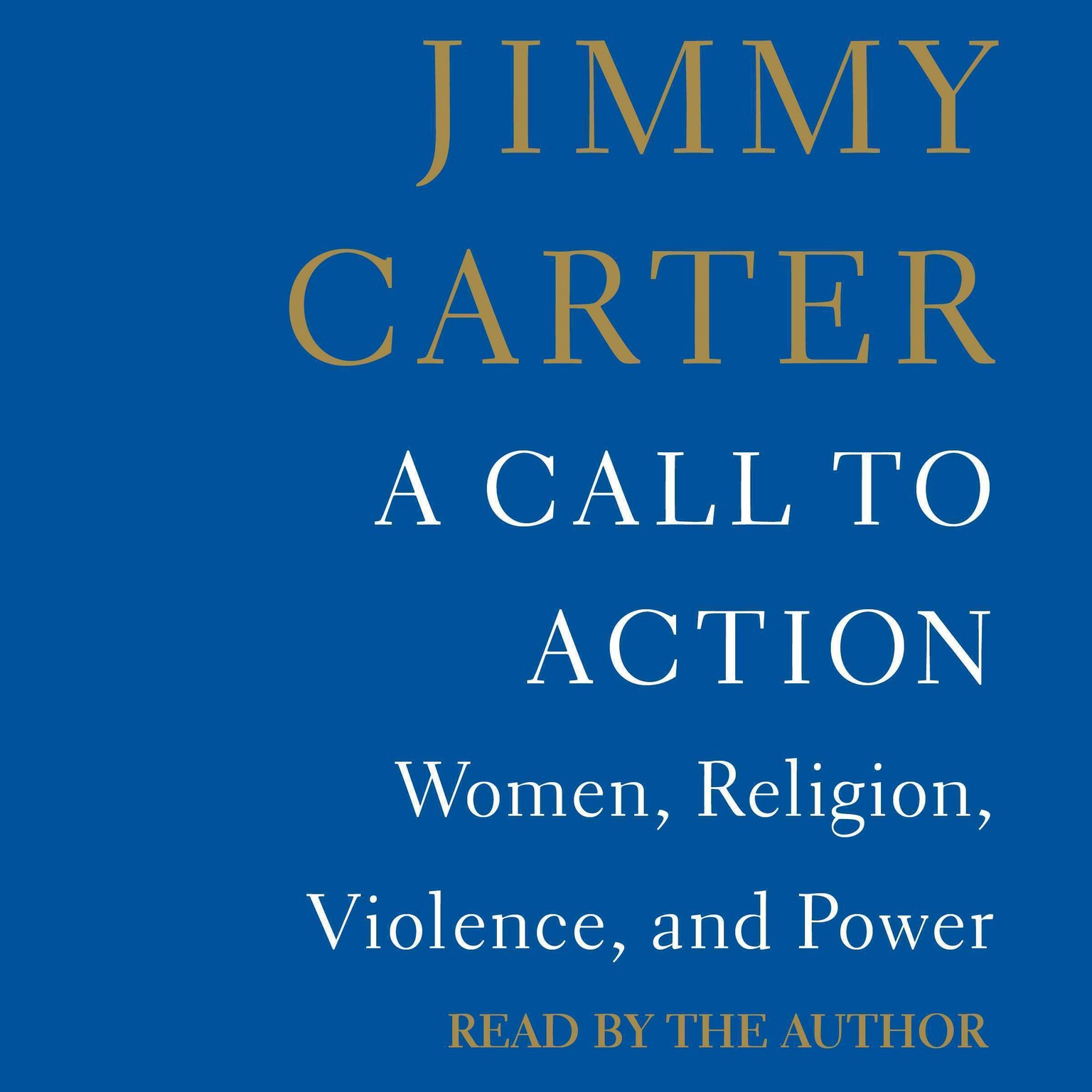 Printable A Call to Action: Women, Religion, Violence, and Power Audiobook Cover Art