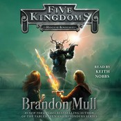 Rogue Knight Audiobook, by Brandon Mull