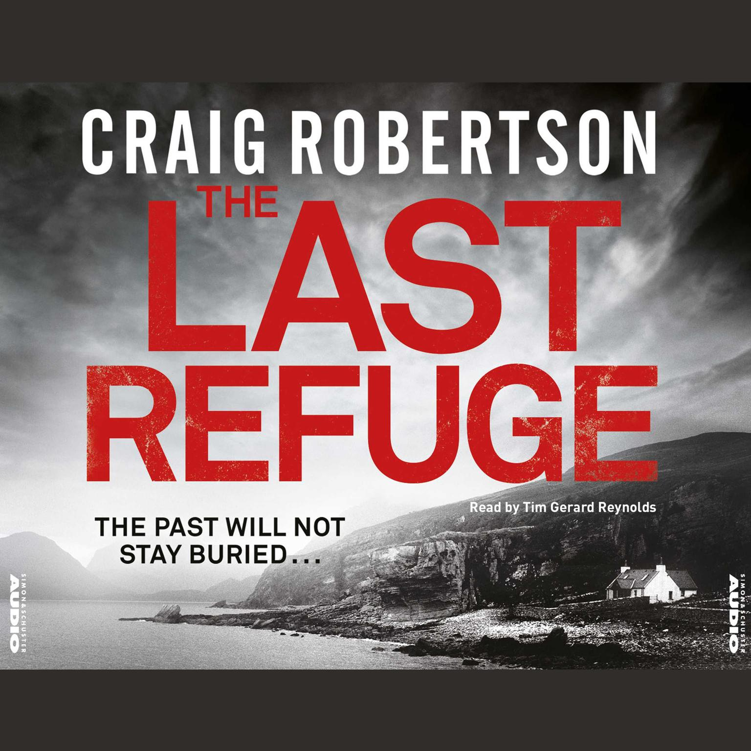 Printable The Last Refuge Audiobook Cover Art