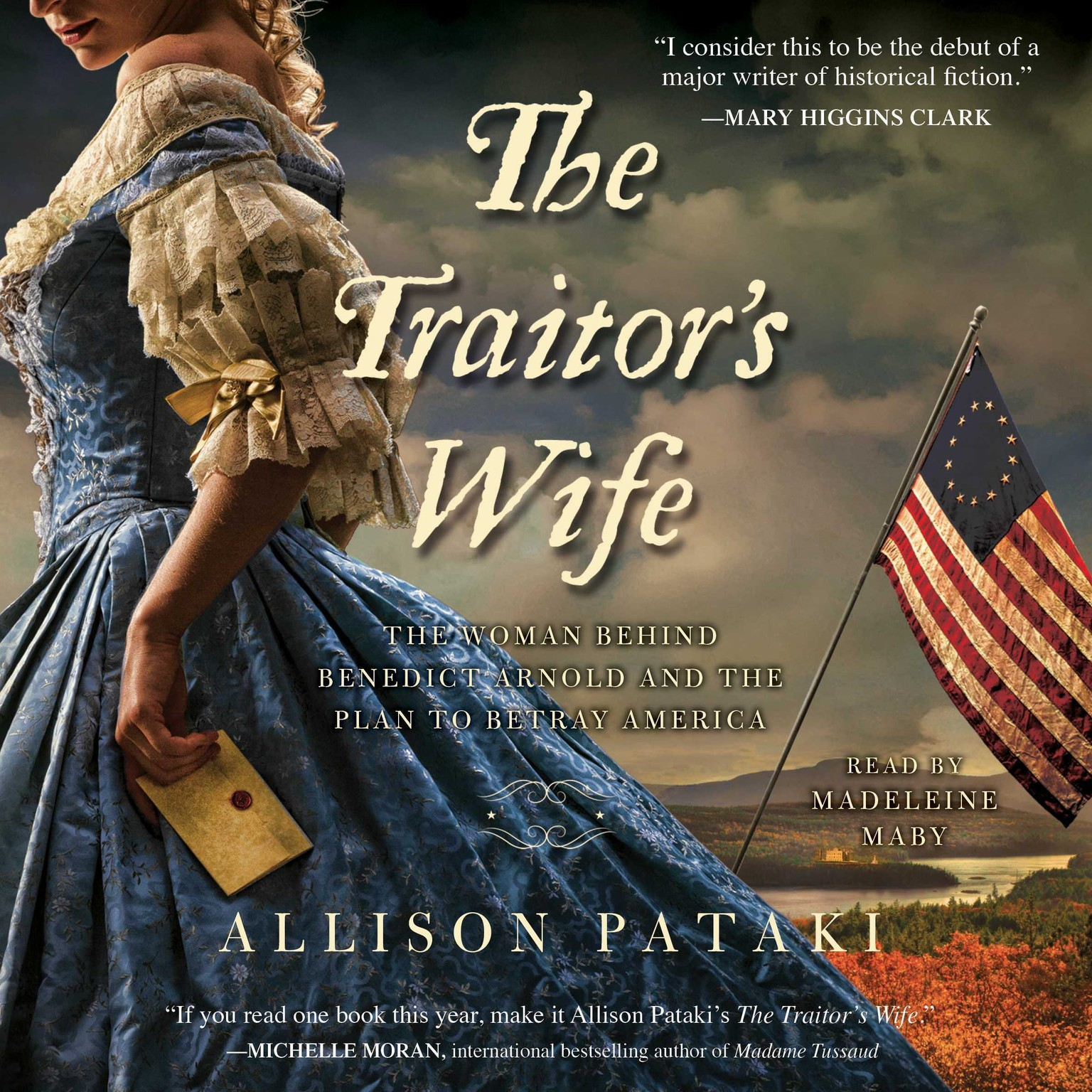 Printable The Traitor's Wife: A Novel Audiobook Cover Art