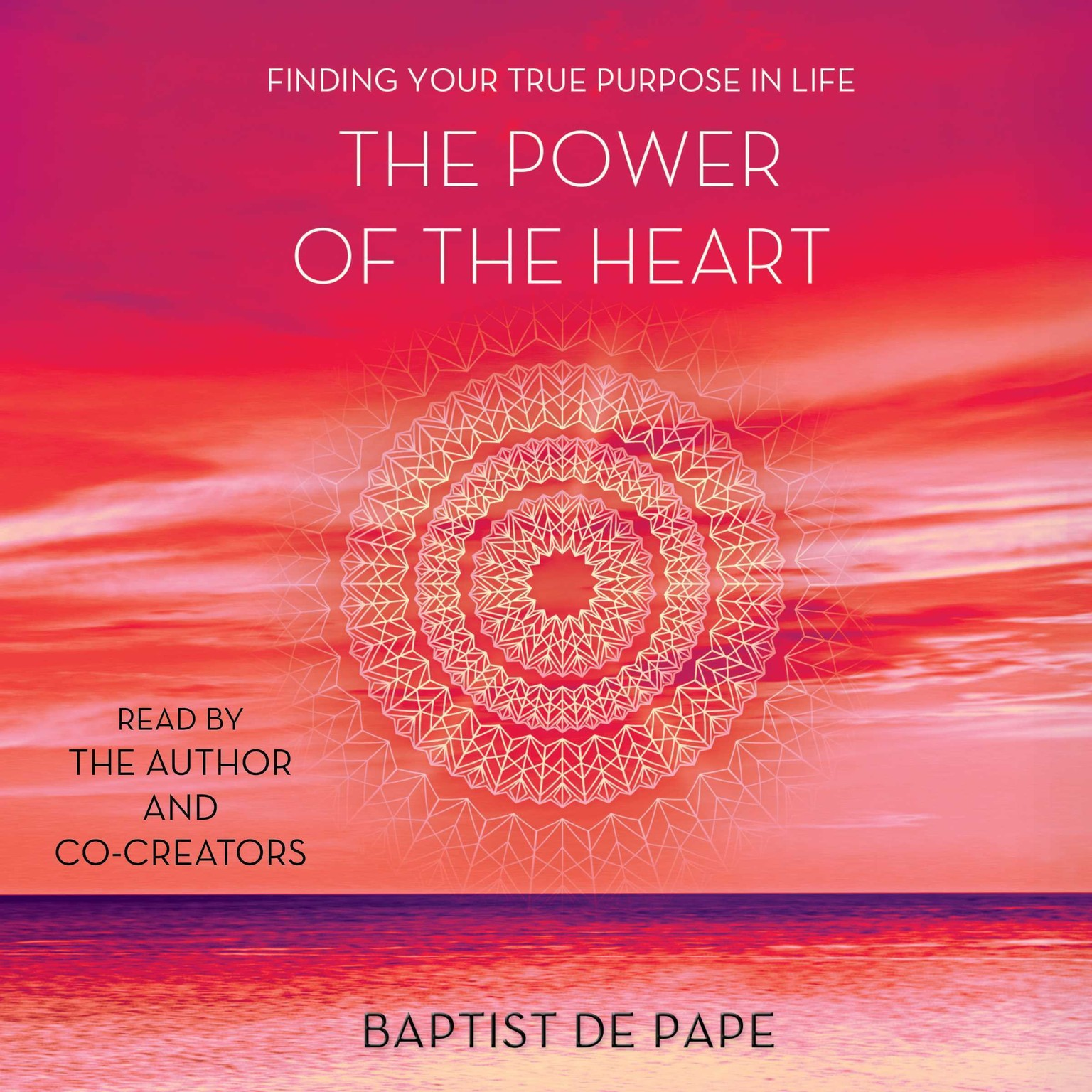Printable The Power of the Heart: Finding Your True Purpose in Life Audiobook Cover Art