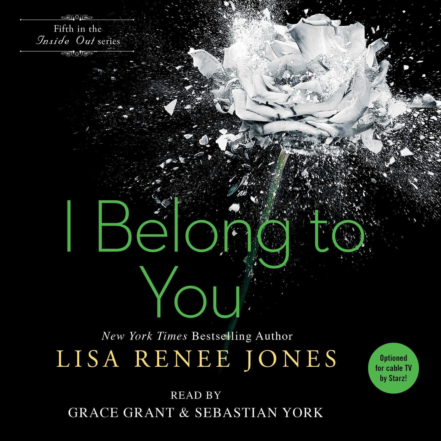 Printable I Belong to You Audiobook Cover Art