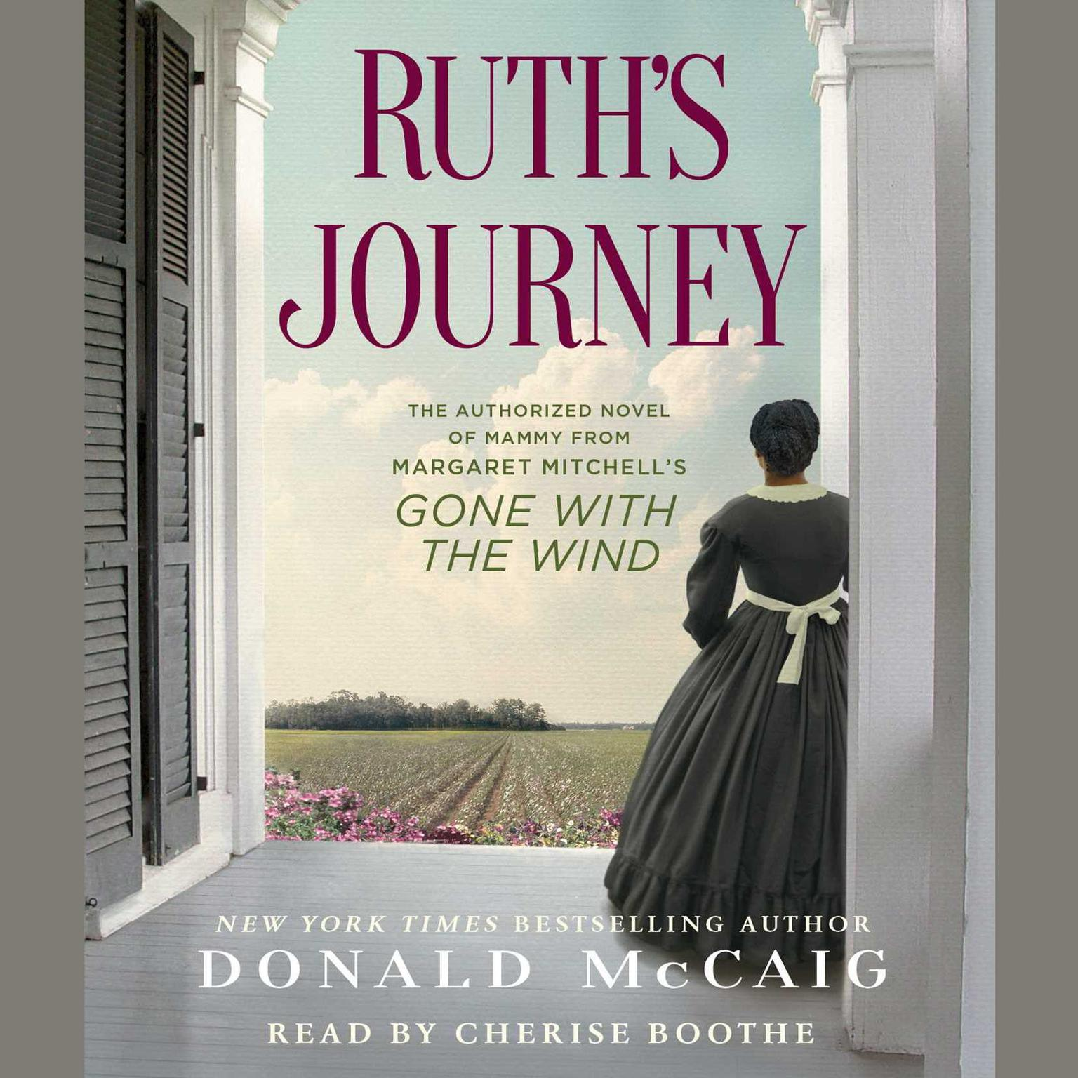 Printable Ruth's Journey: The Authorized Novel Based on Margaret Mitchell's Gone With the Wind Audiobook Cover Art