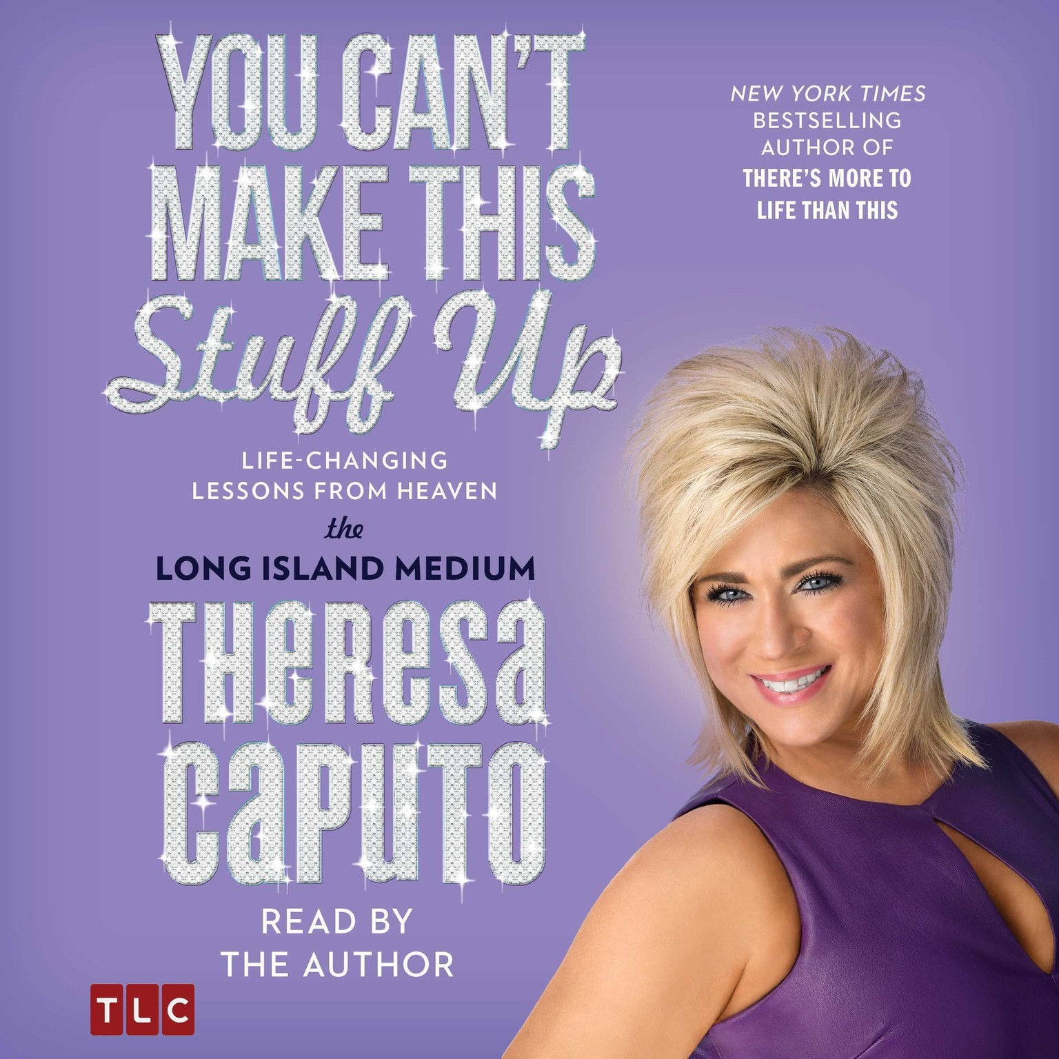 Printable You Can't Make This Stuff Up: Life Changing Lessons from Heaven Audiobook Cover Art