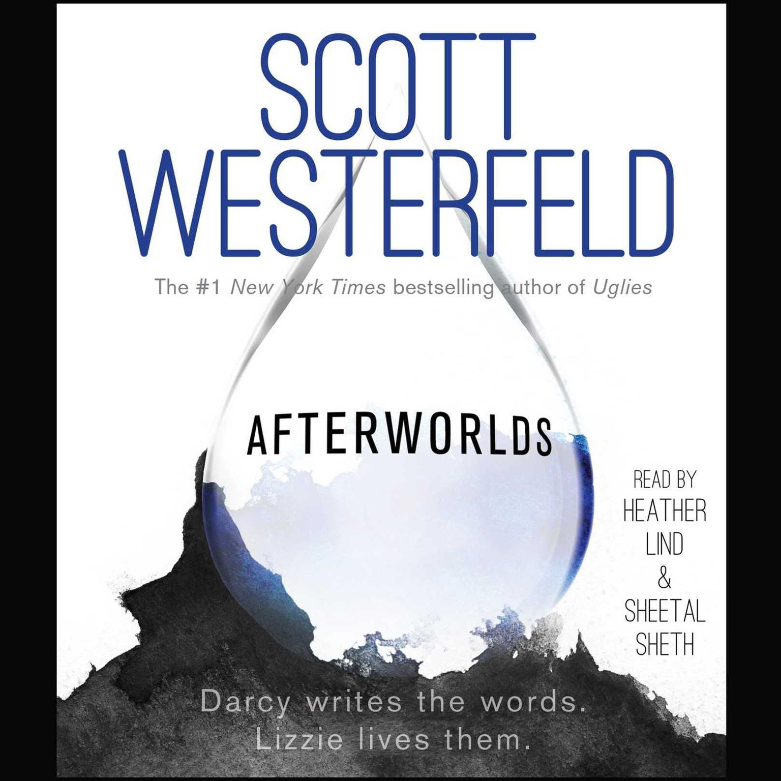 Printable Afterworlds Audiobook Cover Art