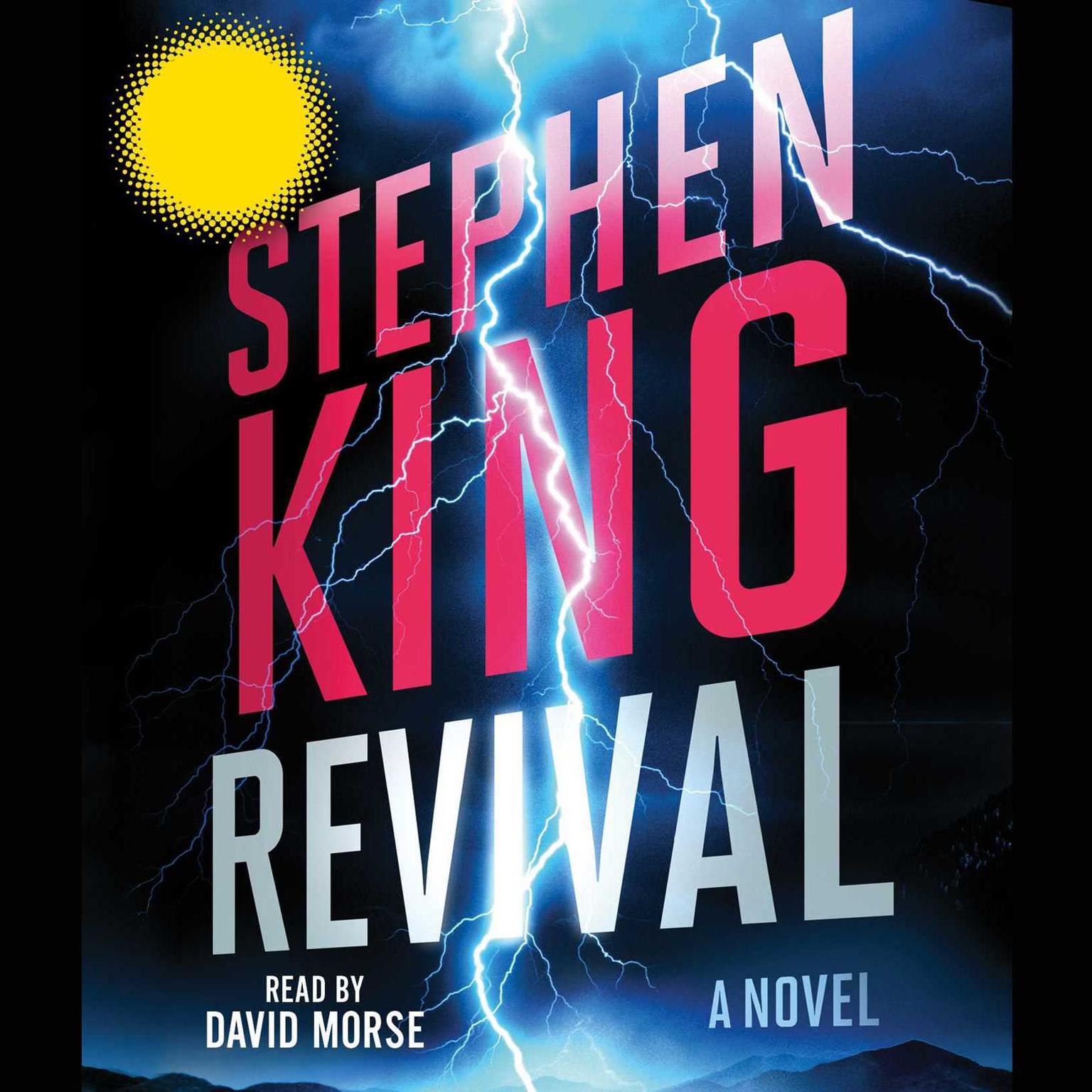 Printable Revival: A Novel Audiobook Cover Art