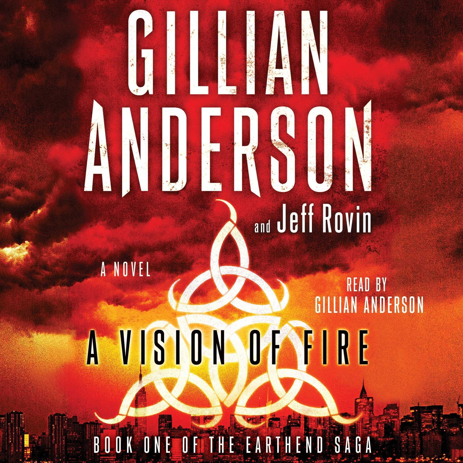 Printable A Vision of Fire Audiobook Cover Art