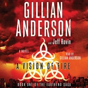 A Vision of Fire Audiobook, by Gillian Anderson