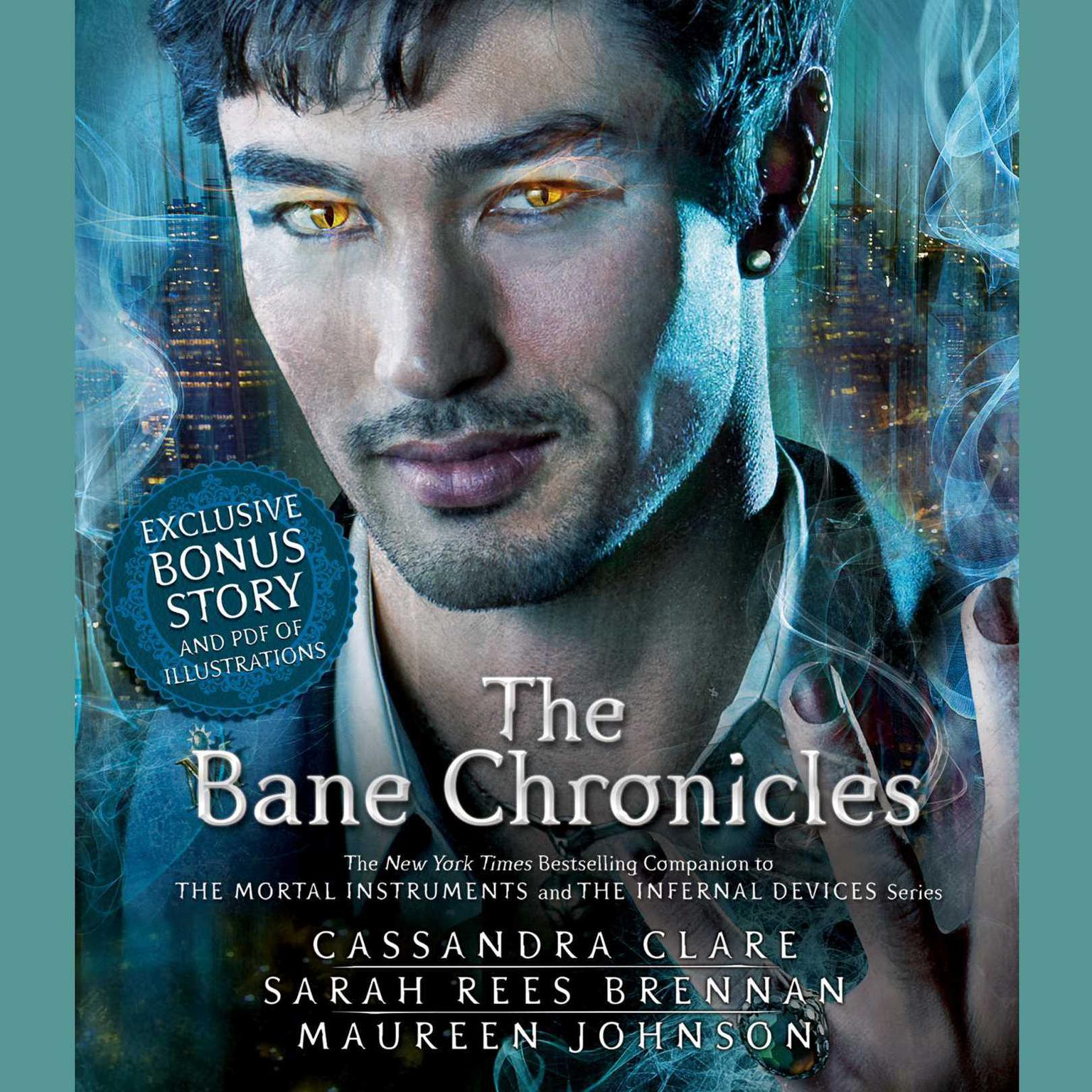 Printable The Bane Chronicles Audiobook Cover Art