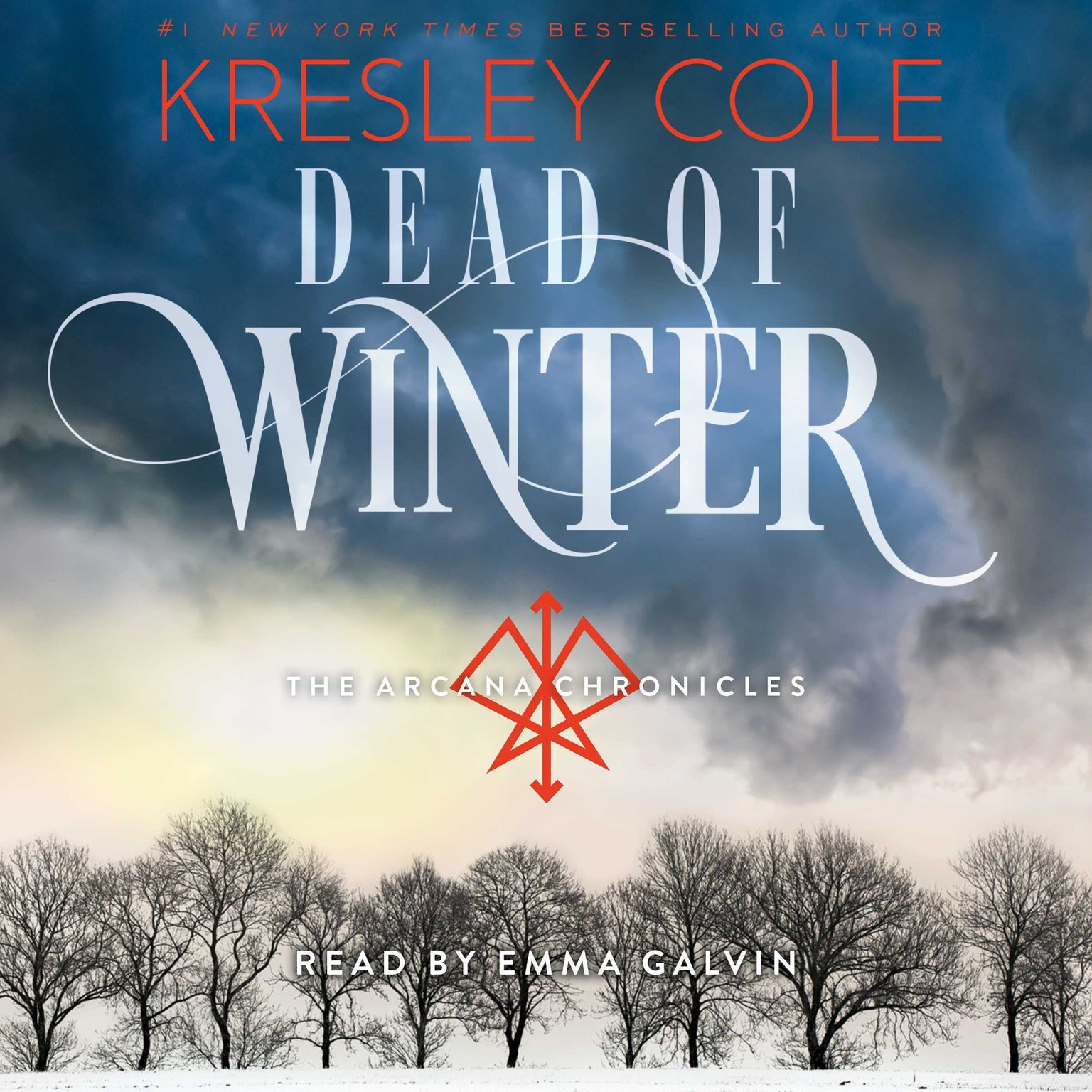 Printable Dead of Winter Audiobook Cover Art