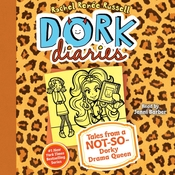 Dork Diaries 9: Tales from a Not-So-Dorky Queen, by Rachel Renée Russell