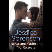 Nova and Quinton: No Regrets Audiobook, by Jessica Sorensen