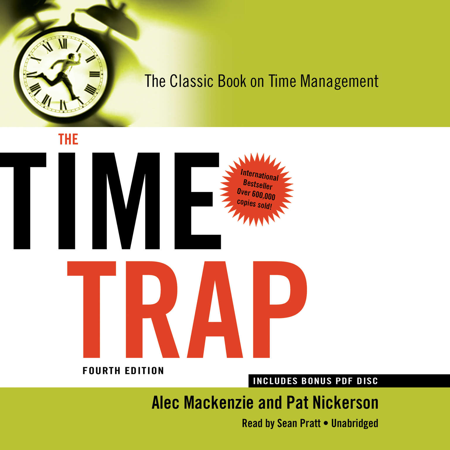 Printable The Time Trap, 4th Edition: The Classic Book on Time Management Audiobook Cover Art