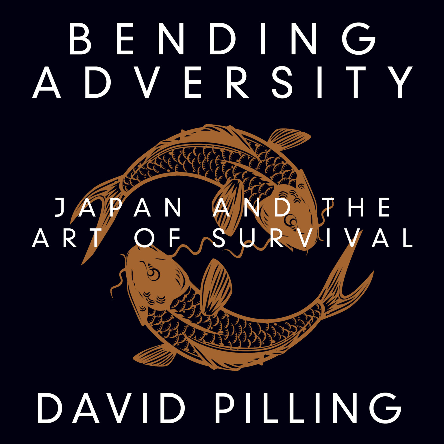 Printable Bending Adversity: Japan and the Art of Survival Audiobook Cover Art