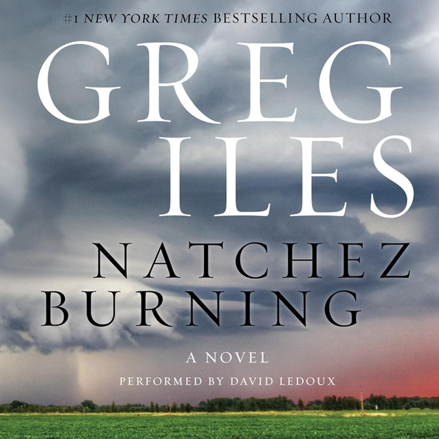 Printable Natchez Burning Audiobook Cover Art