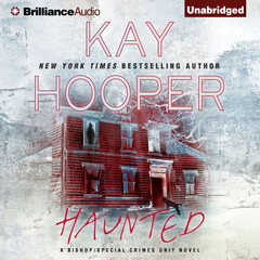 Haunted Audiobook, by Kay Hooper