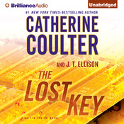 The Lost Key: A Brit in the FBI Novel, by Catherine Coulter, J. T. Ellison
