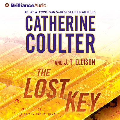 The Lost Key: A Brit in the FBI Novel Audiobook, by Catherine Coulter