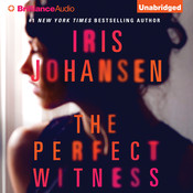 The Perfect Witness Audiobook, by Iris Johansen