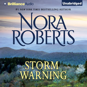 Storm Warning, by Nora Roberts