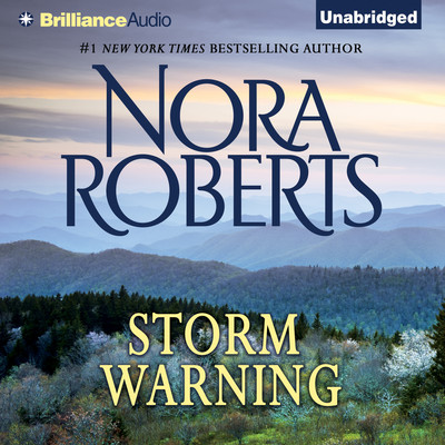 Storm Warning Audiobook, by Nora Roberts
