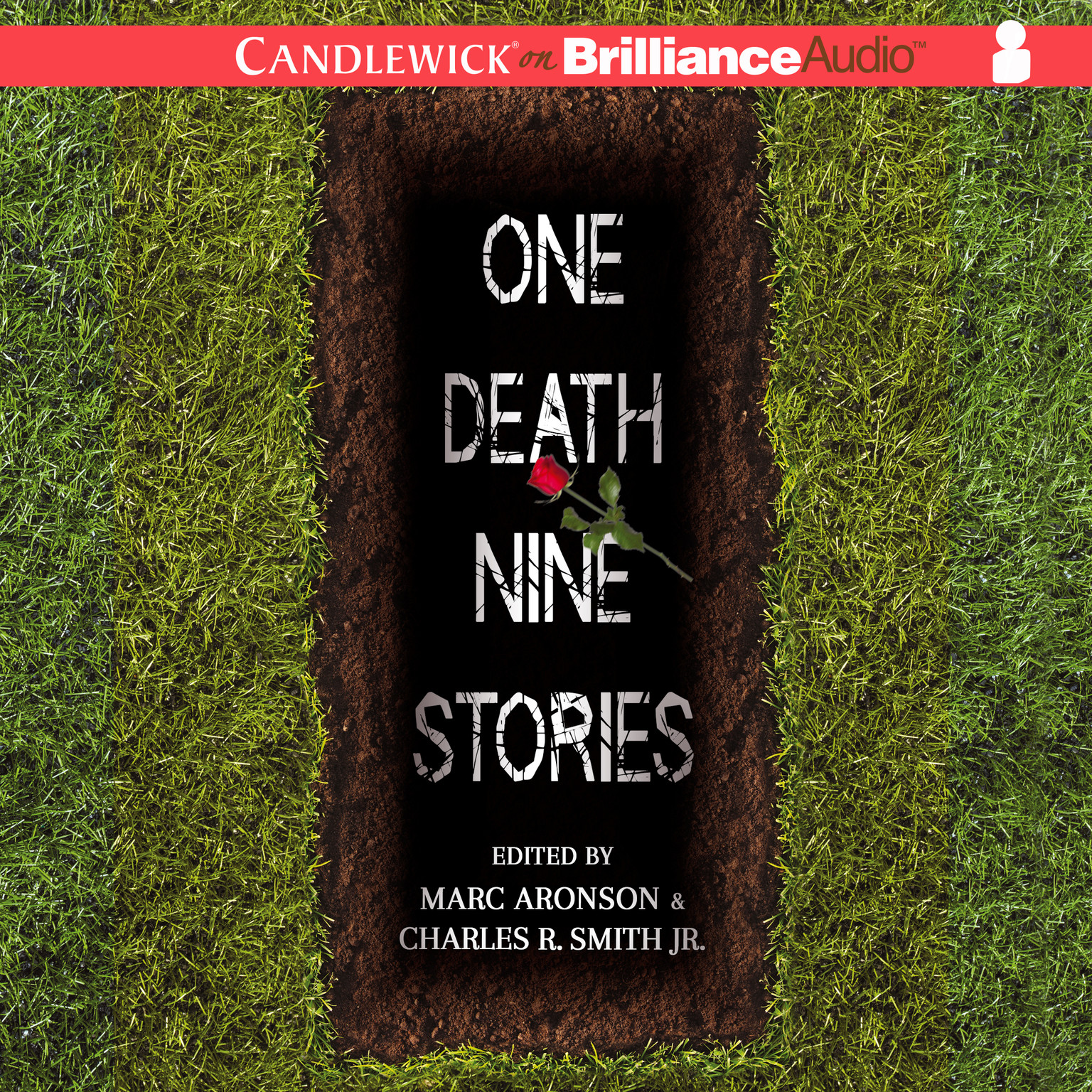 Printable One Death, Nine Stories Audiobook Cover Art