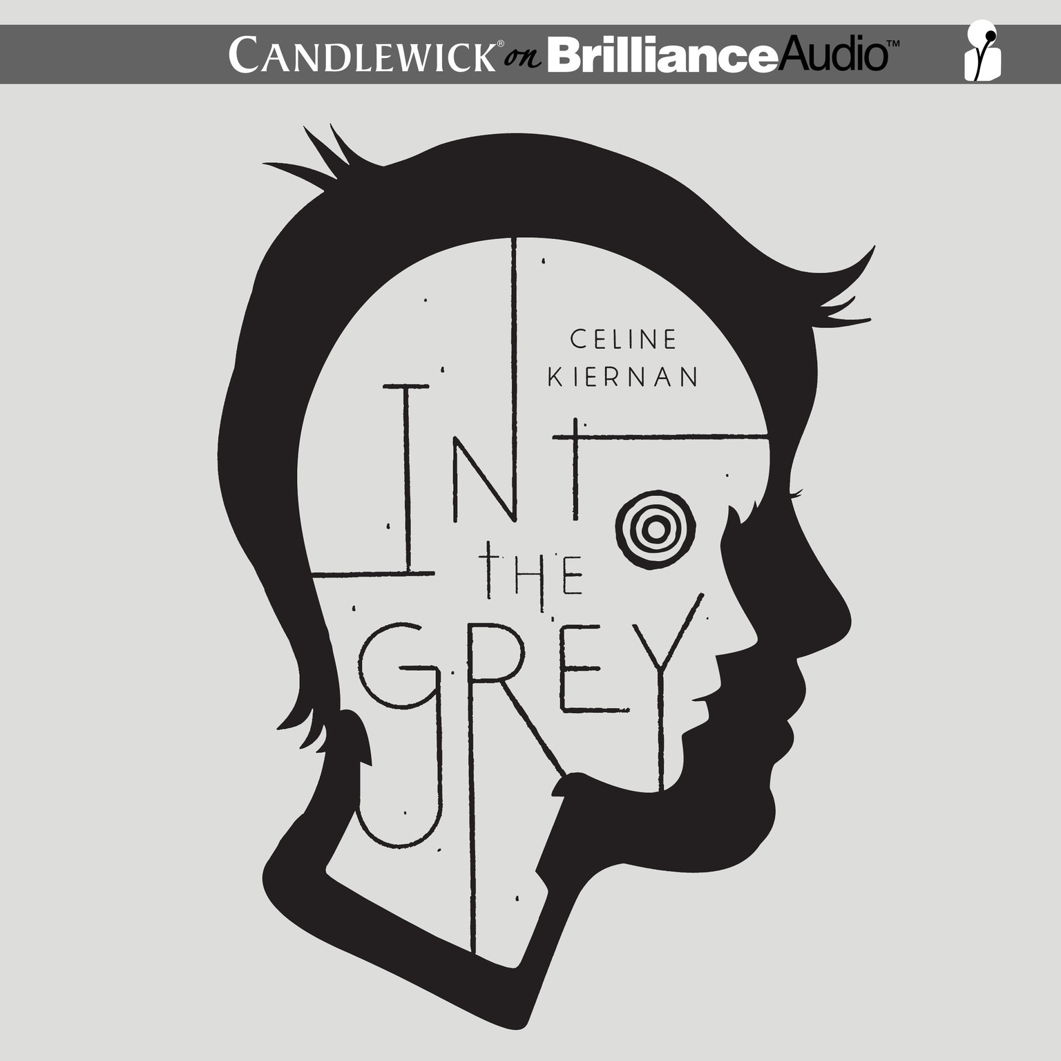 Printable Into the Grey Audiobook Cover Art