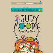 Judy Moody, Mood Martian Audiobook, by Megan McDonald