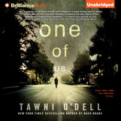 One of Us Audiobook, by Tawni O'Dell