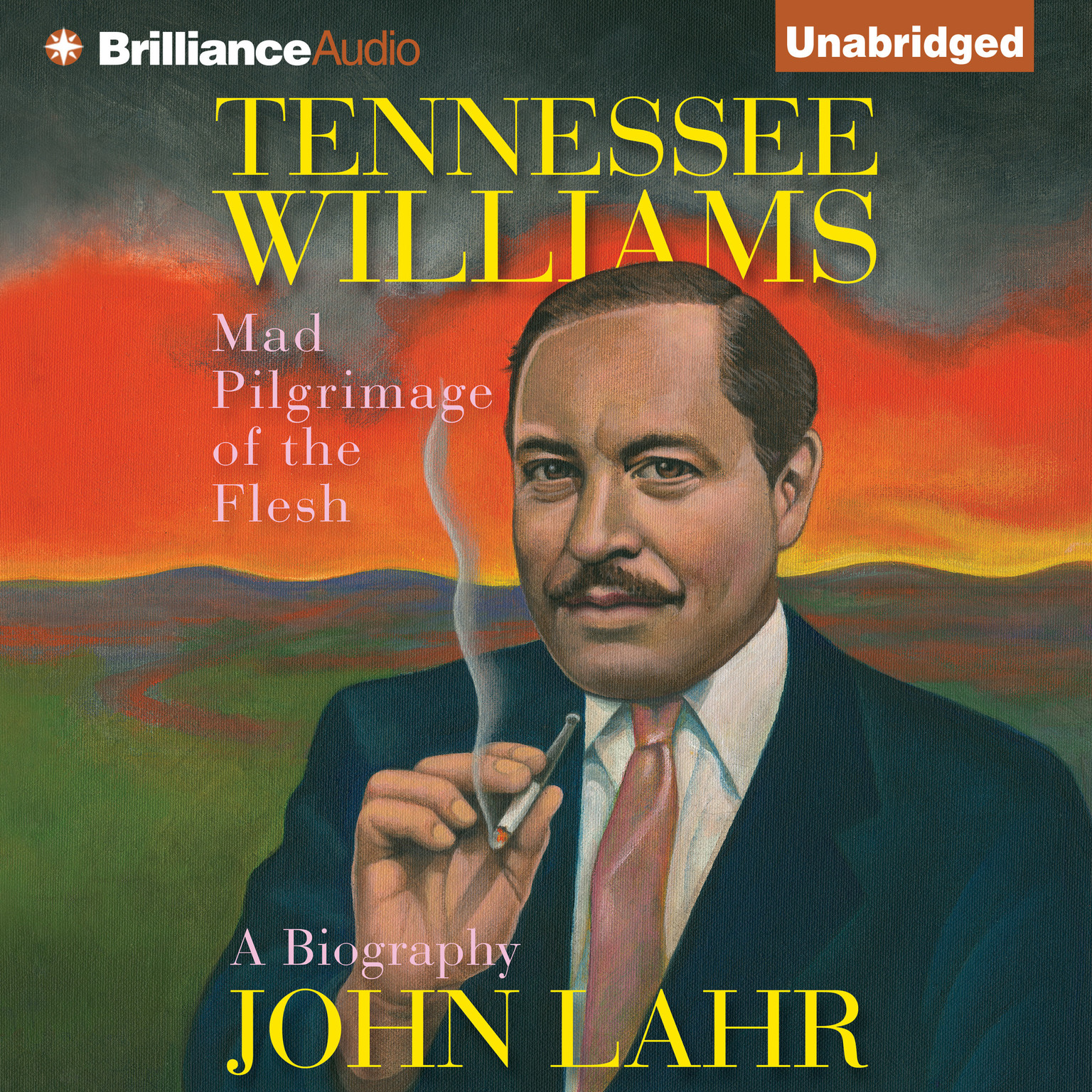 Printable Tennessee Williams: Mad Pilgrimage of the Flesh Audiobook Cover Art