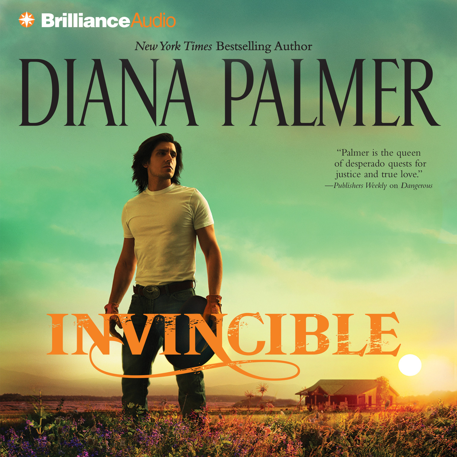 Printable Invincible Audiobook Cover Art
