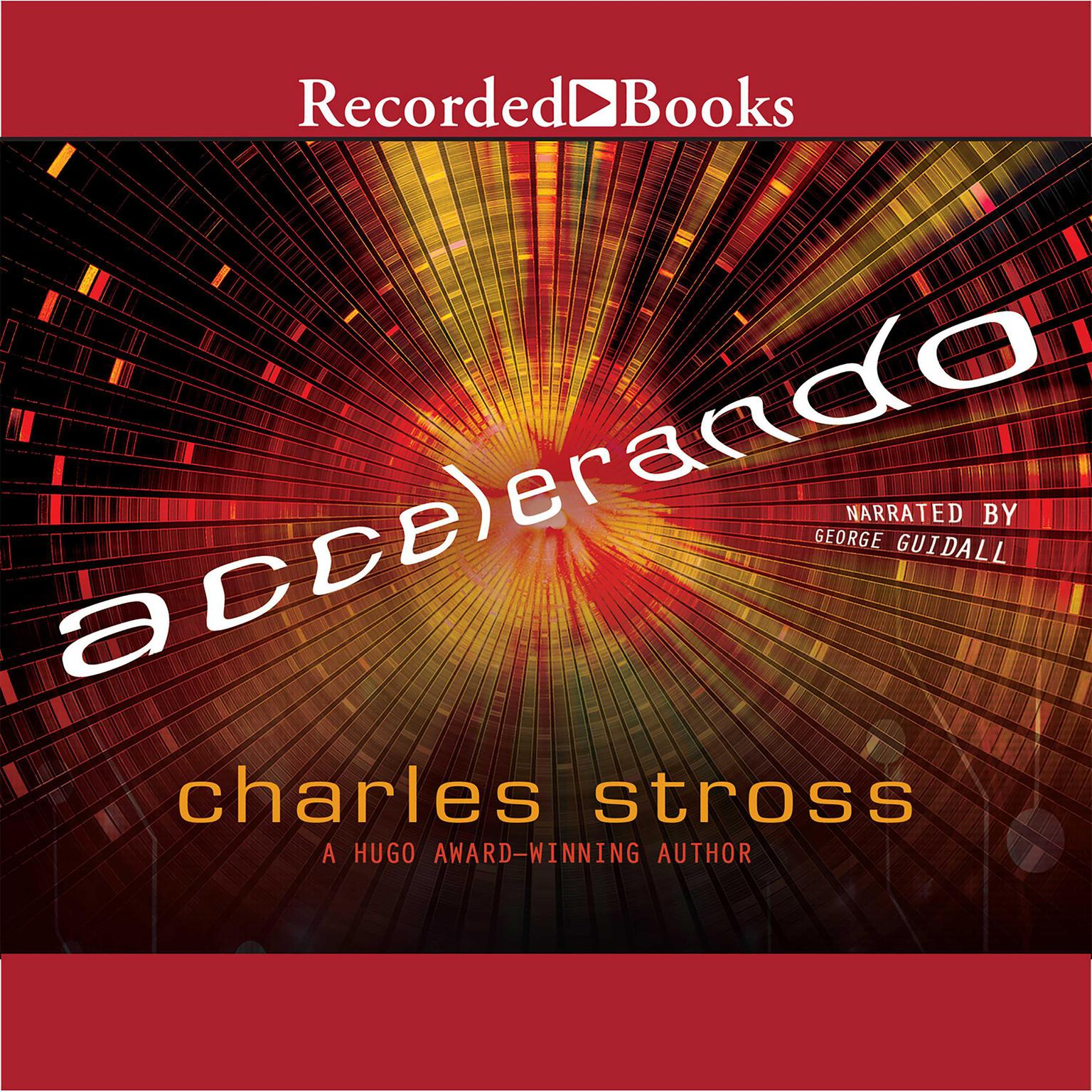 Printable Accelerando Audiobook Cover Art