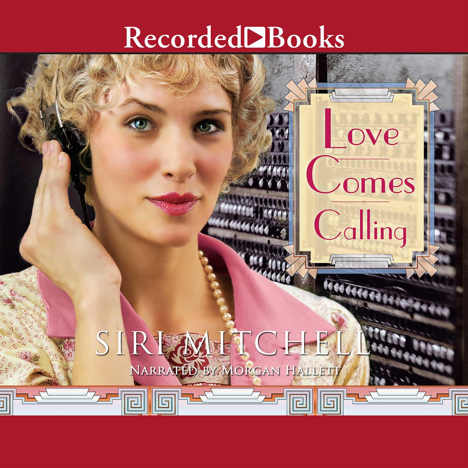 Printable Love Comes Calling Audiobook Cover Art
