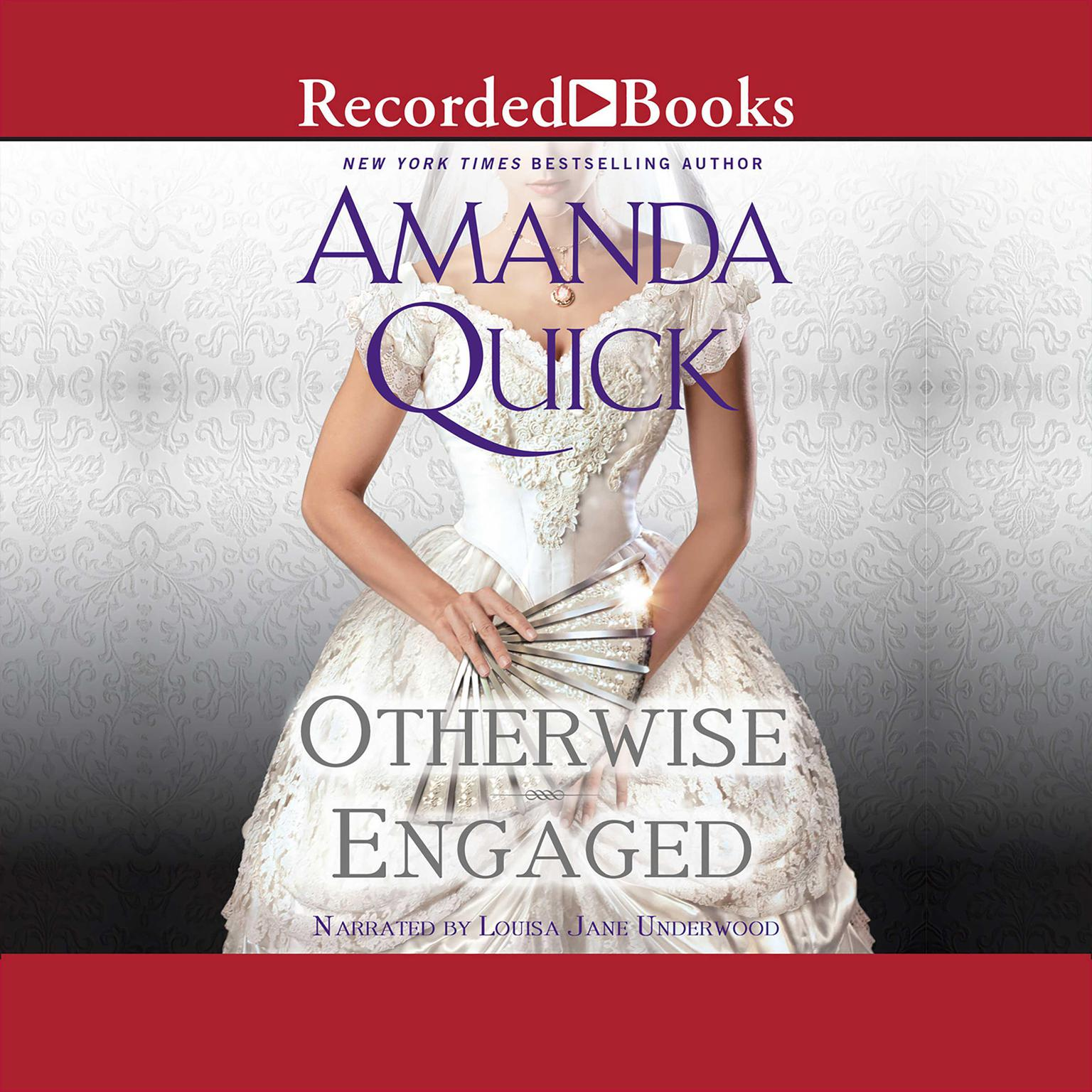Printable Otherwise Engaged Audiobook Cover Art