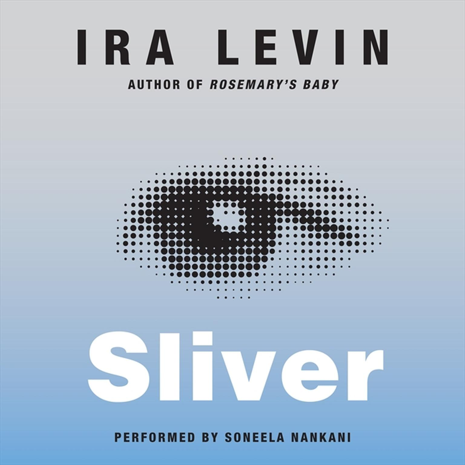 Printable Sliver: A Novel Audiobook Cover Art