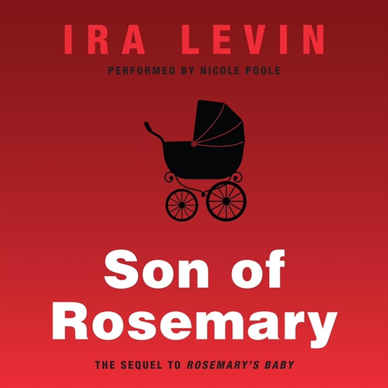Printable Son of Rosemary: The Sequel to Rosemary's Baby Audiobook Cover Art