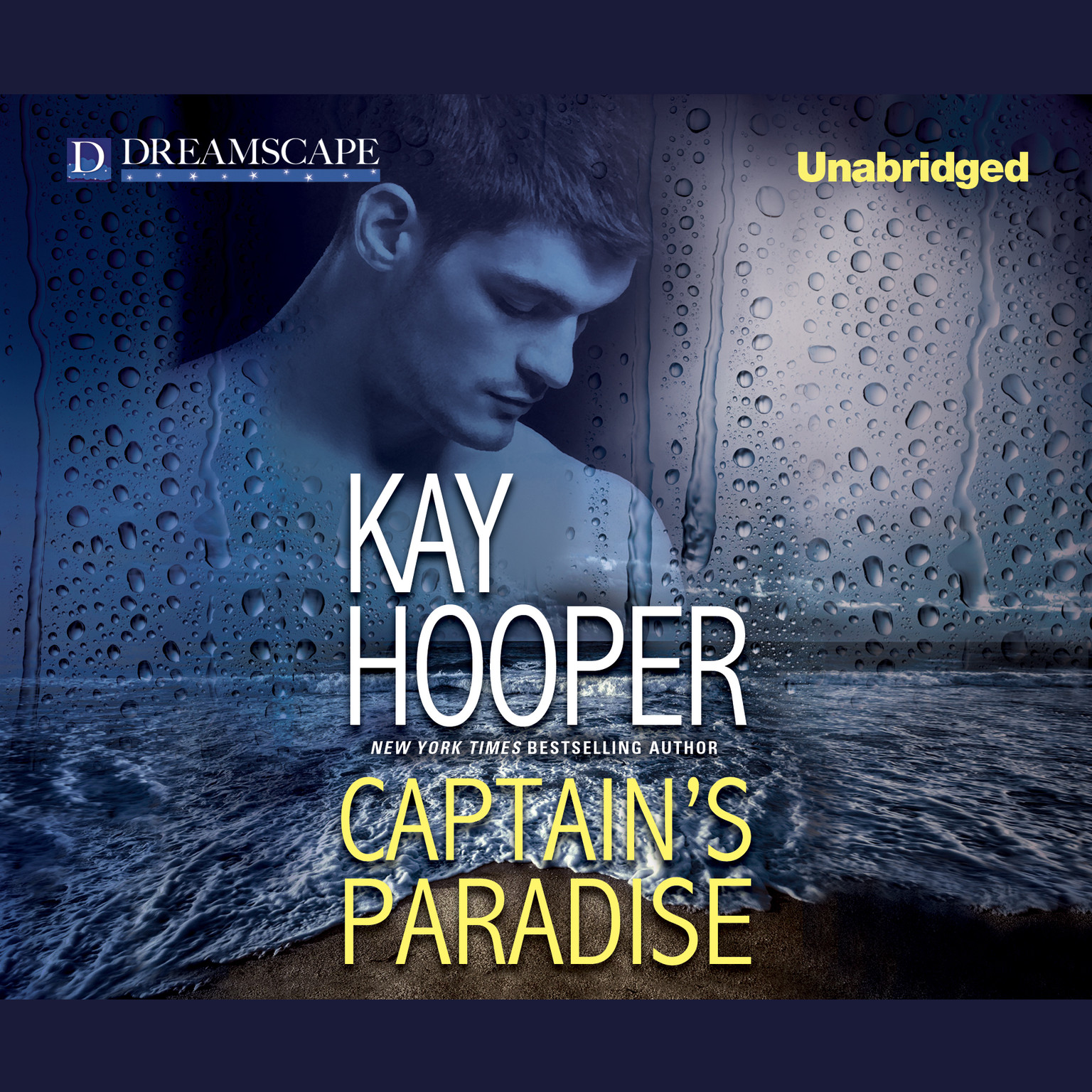 Printable Captain's Paradise Audiobook Cover Art