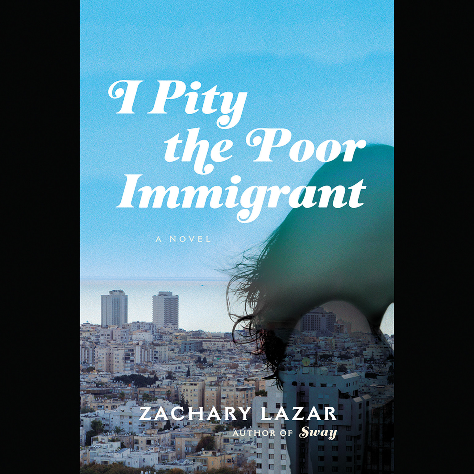Printable I Pity the Poor Immigrant: A Novel Audiobook Cover Art