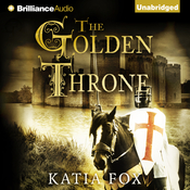 The Golden Throne Audiobook, by Katia Fox