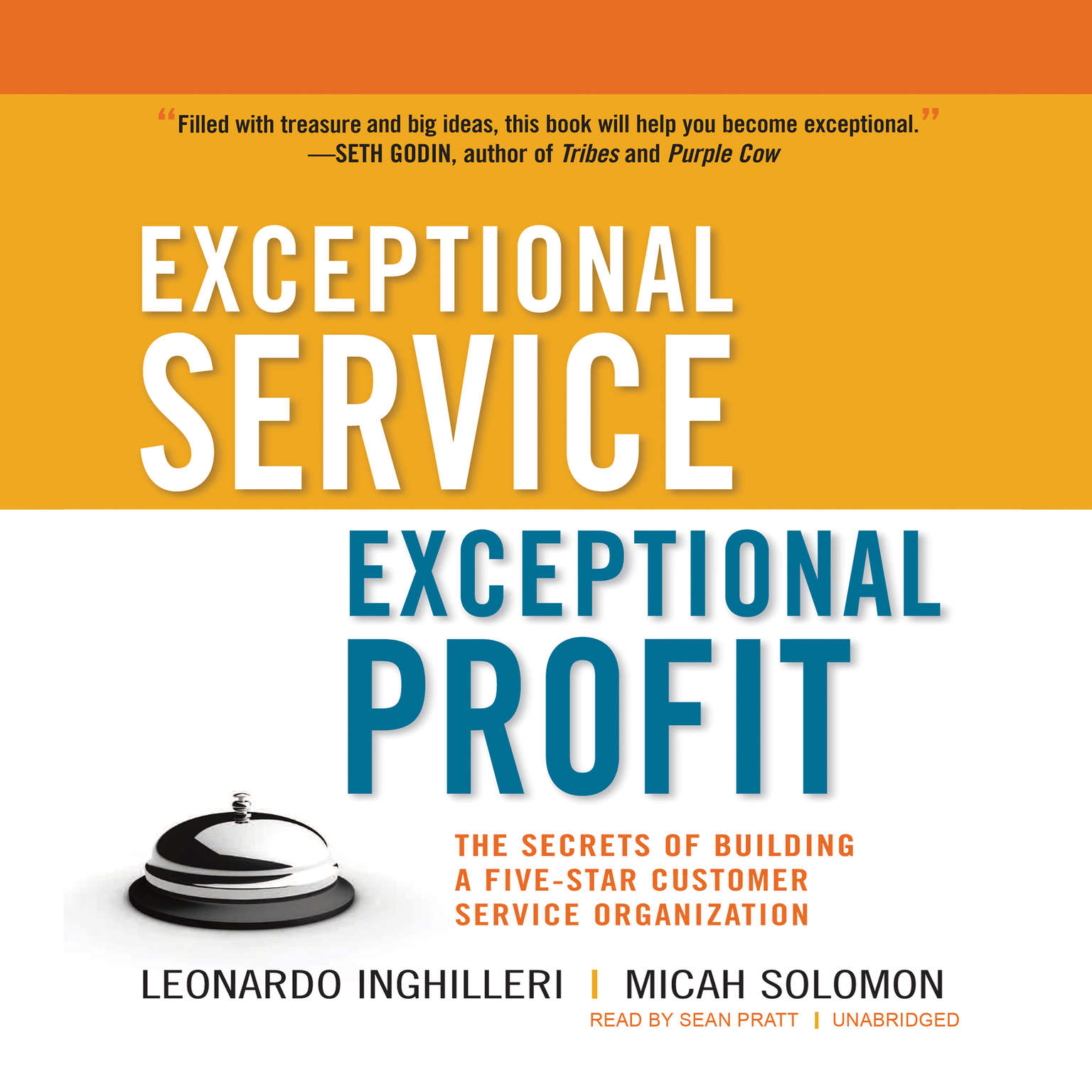 Printable Exceptional Service, Exceptional Profit: The Secrets of Building a Five-Star Customer Service Organization Audiobook Cover Art