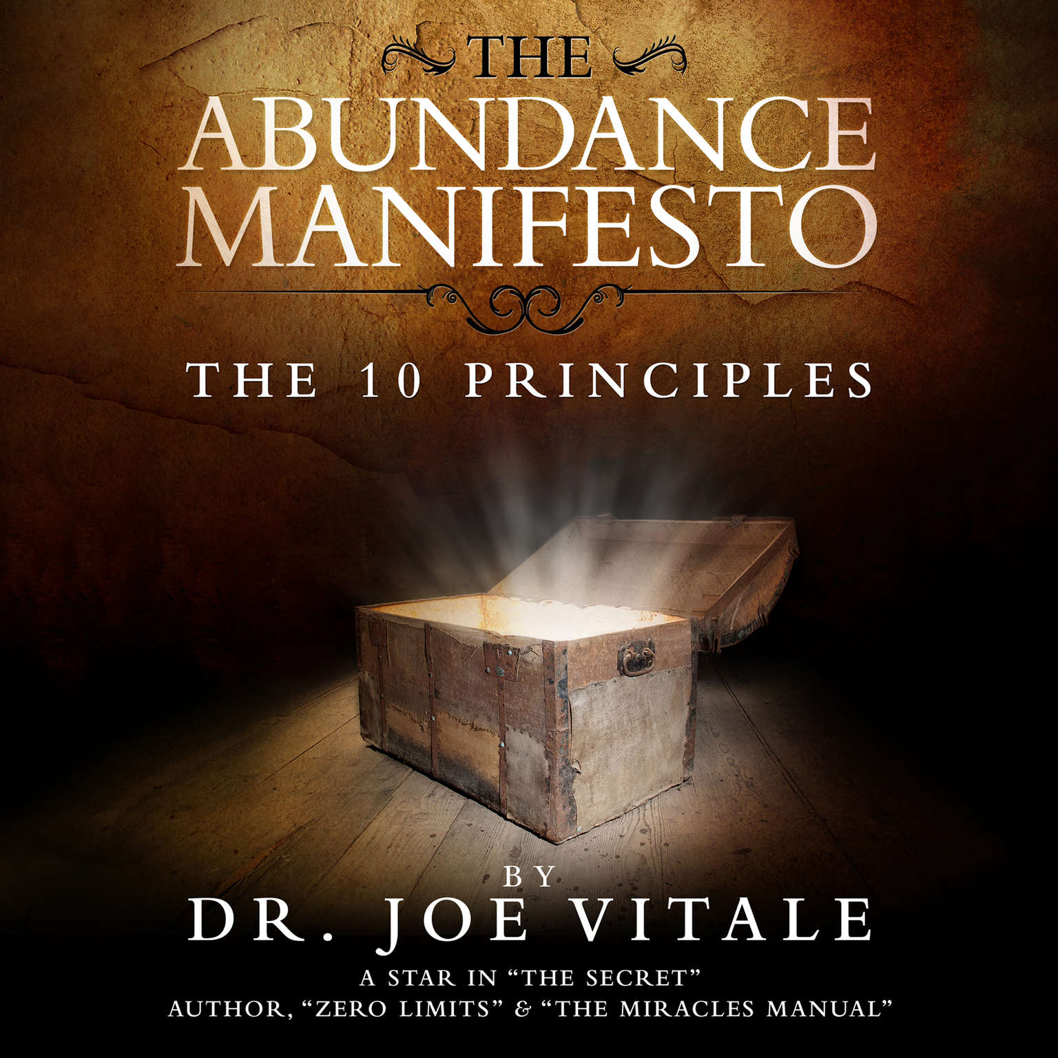 Printable The Abundance Manifesto Audiobook Cover Art