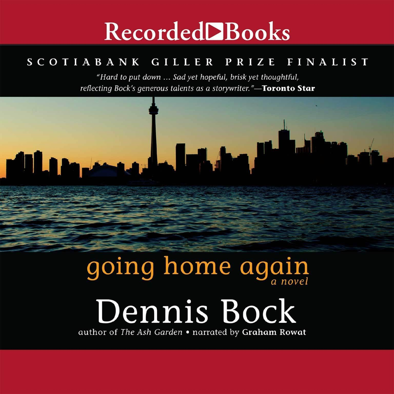 Printable Going Home Again Audiobook Cover Art